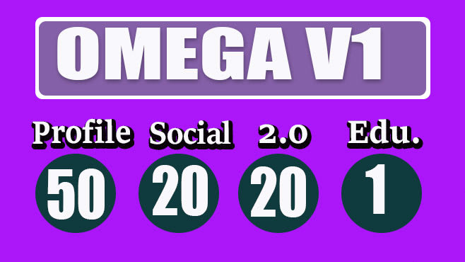 do omega v1 SEO service, link building for website ranking