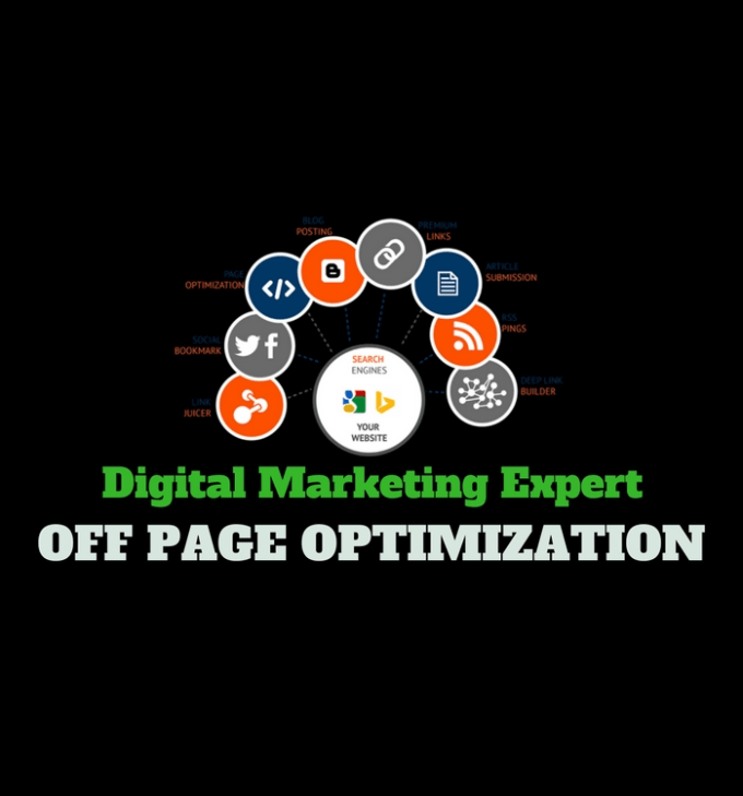 provide off page SEO service for your website