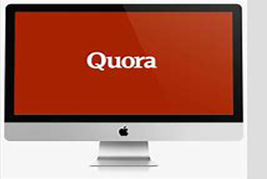 promote your website and build 15 quora answer backlinks