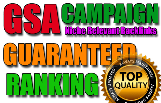 Create 1000 Verified Niche Relevant For fast Google Ranking