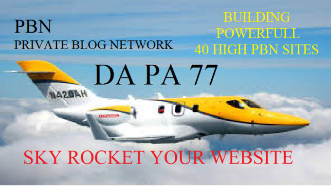 40 permanent high da pa 77 homepage pbn backlinks