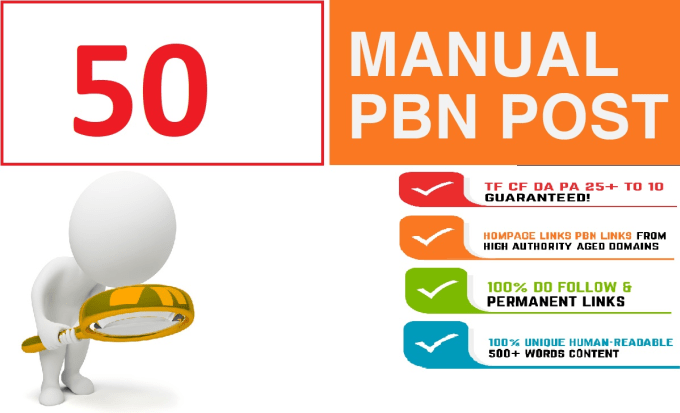 provide 50 super powerful sticky dofollow pbn backlinks