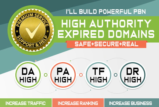 build or setup website on expired domain for pbn