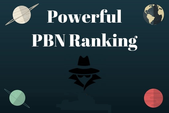 create an undetectable powerful pbn that ranks on google