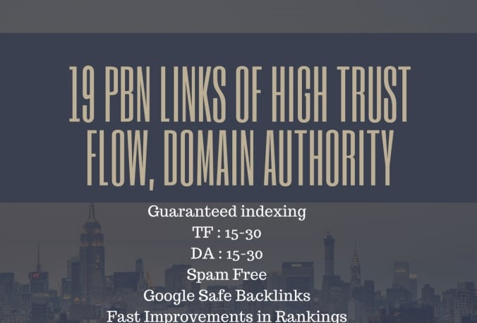 create hot 19 powerful pbn links for instant boost