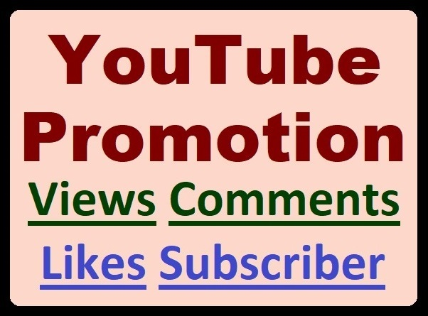 YouTube Video Boosting and SEO Promotion with High-Retention