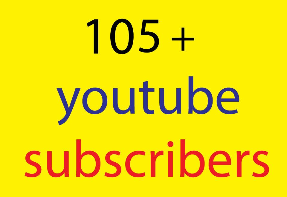 YouTube promotion real users active and permanent