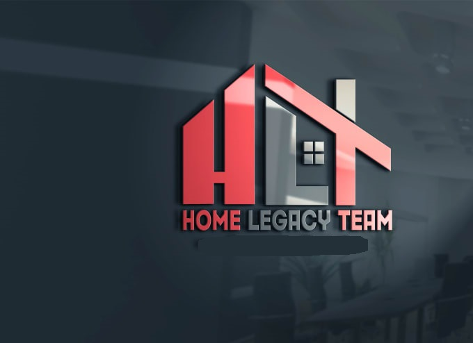design premium real estate logo