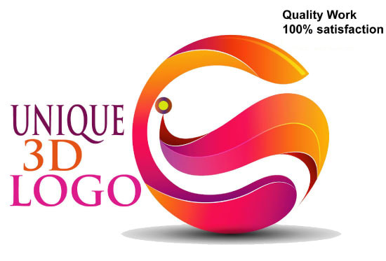 design 3d logo for your business