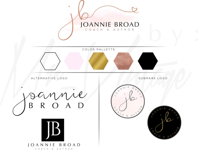 do primary, secondary and submark logo