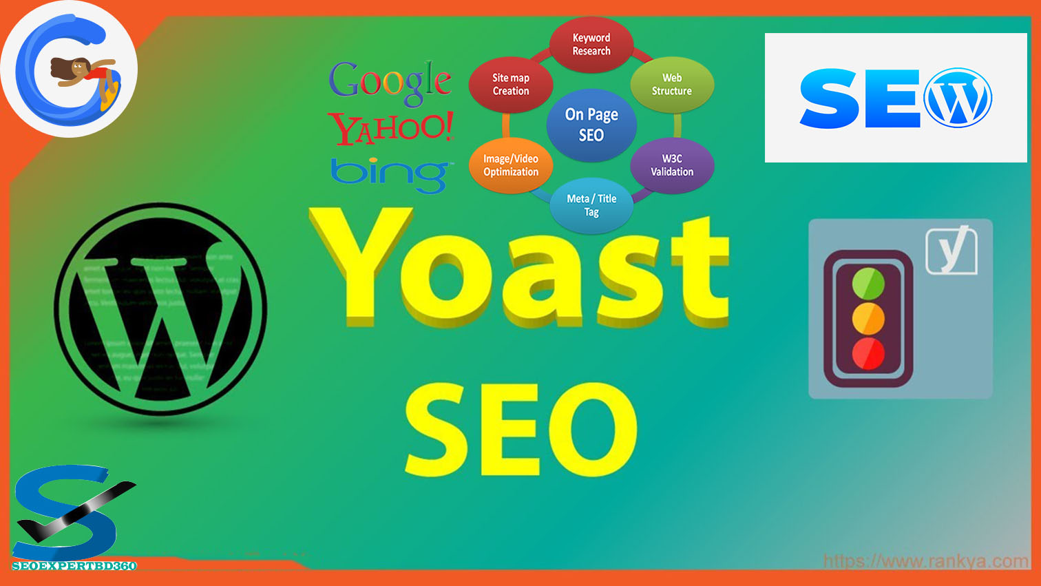 Complete On Page SEO For Top #1 Google Ranking