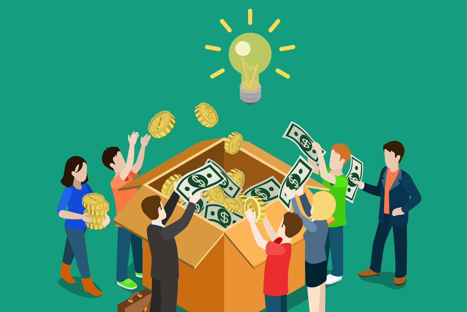 Promote Crowdfunding Campaign On Social Media And Web...