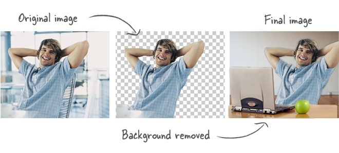 Photoshop Remove Background Of 20 Images