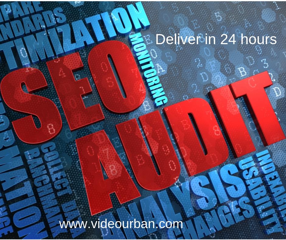 SEO Audit + SEO Action Plan