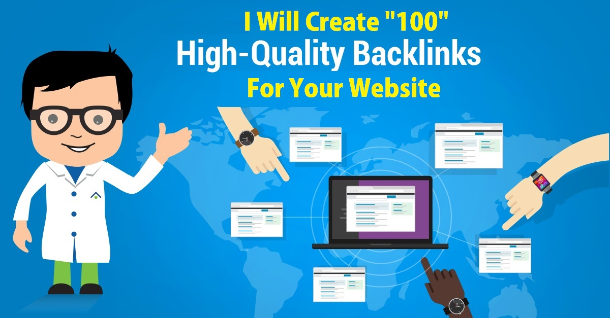 30 Backlinks for your website + 5 Powerfull Web 2.0 P...