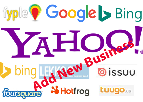 List Your Business To Top 100 USA Local Directories Site.