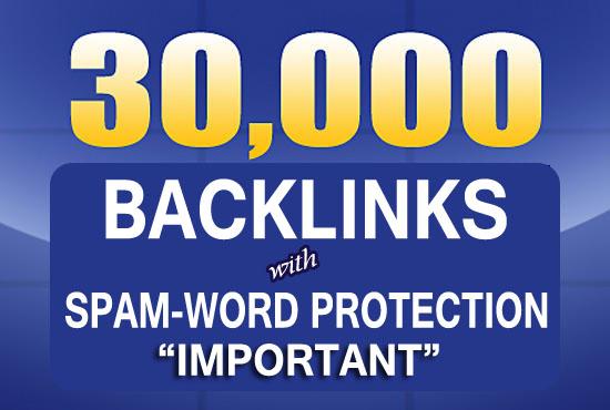 Build 30,000 Gsa Backlinks For Good Seo Rankings