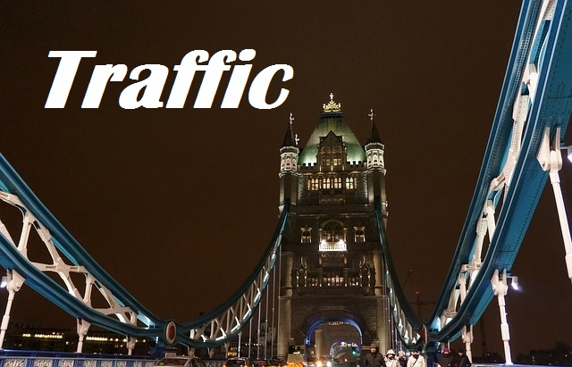 drive targeted  unlimited organic USA europa canada traffic