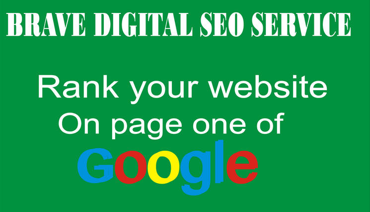 do seo first page google ranking for your website