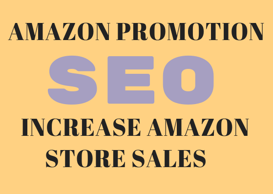 Do amazon promotion to increase amazon store sales