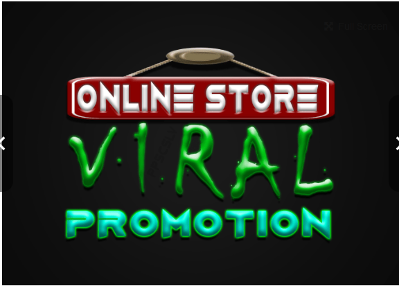 Do viral promotions for your online store
