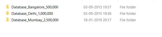 50 lakh Indian Email ids from Mumbai Banguluru & Delhi
