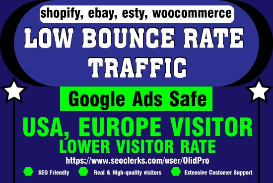 Boost your website with massive Real and Ads Safe webtraffic