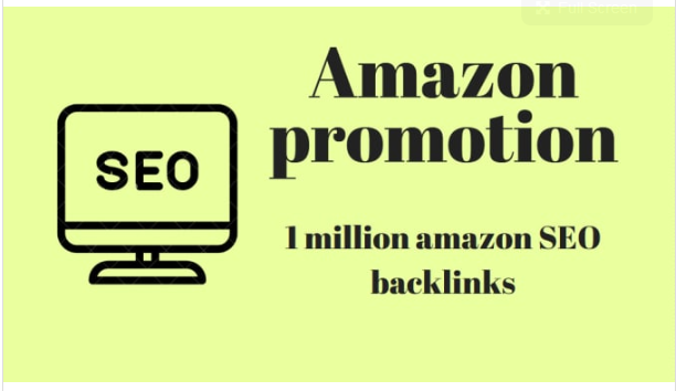 Do 1 million amazon SEO backlinks