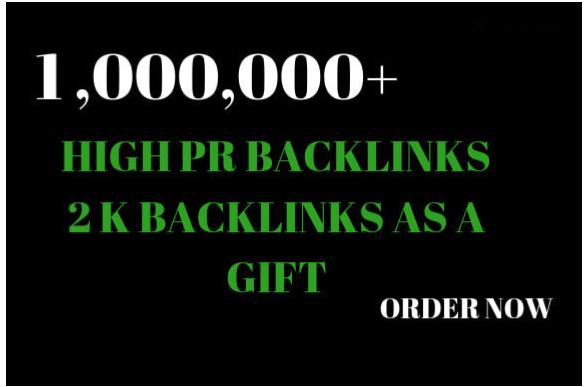 Do 1,000,000 gsa,  ser,  backlinks for youtube video ranking
