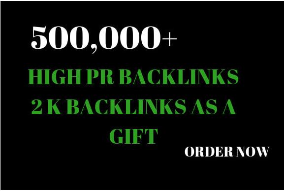create rank authority shopify SEO gsa backlinks for $5