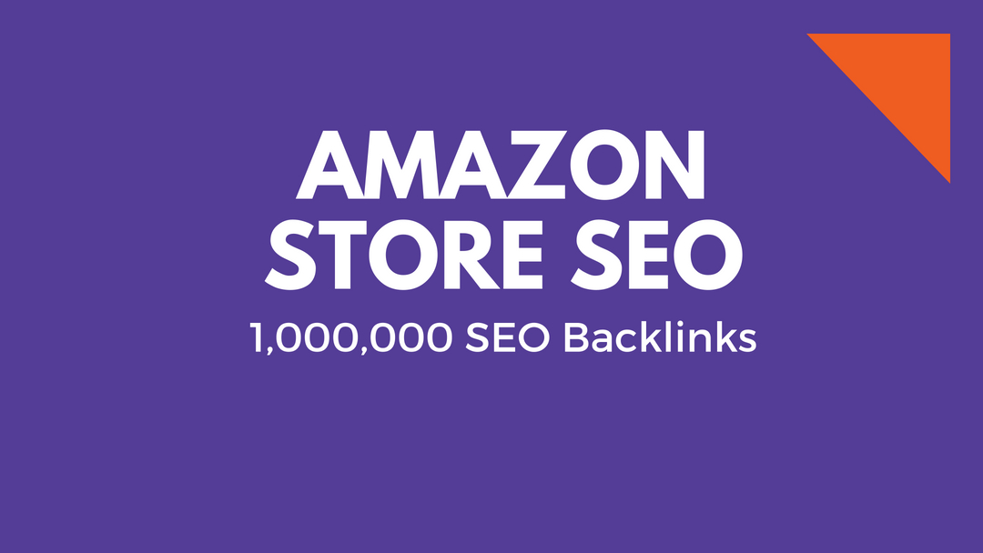 do SEO for your amazon store products