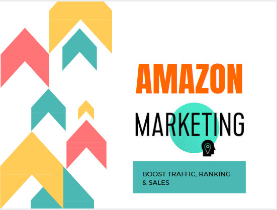 I will do amazon promotion to increase amazon traffic & Sales