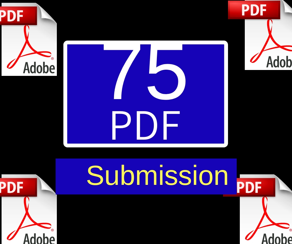 Do Pdf Or Article Or Doc Submission On Top 75 Sharing Sites