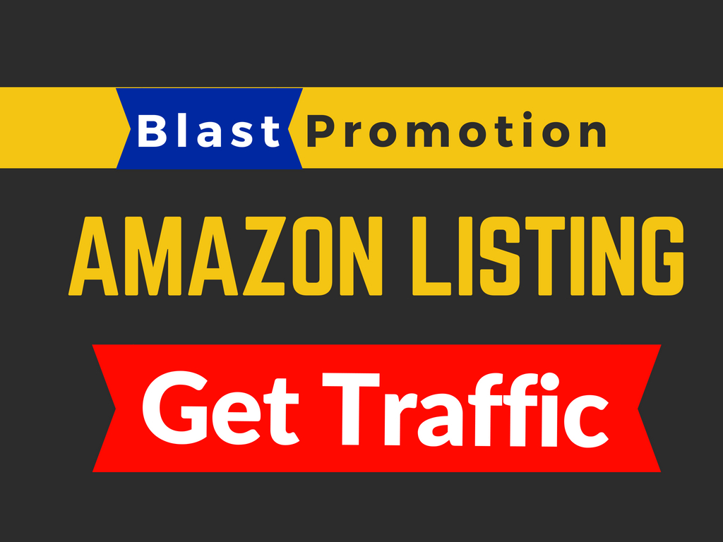 do amazon listing for your store