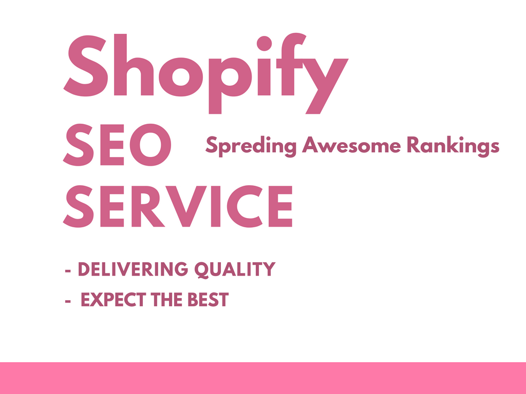 do off page SEO promotion for shopify store