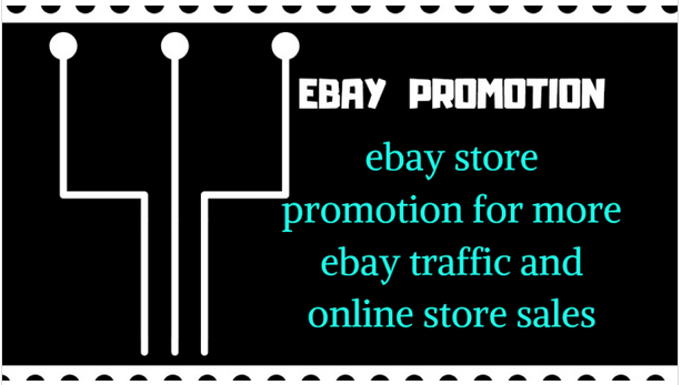 Do ebay store promotion for more ebay traffic and online store sales