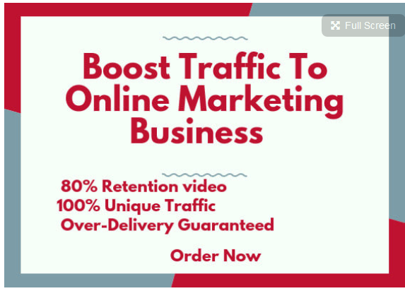 boost taffic to your online marketing business