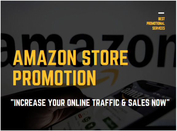 do amazon listing,  amazon store promotion to enhance traffic