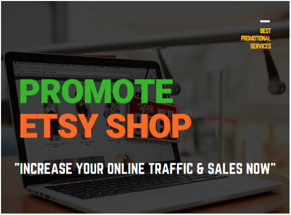 do etsy store promotion to increase traffic and sales massively