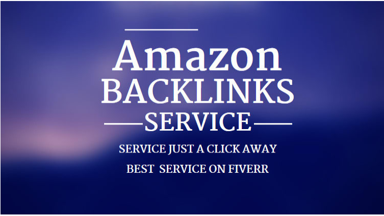 do 550,000 amazon seo backlinks