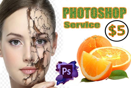 Fast any Photo/image editing help professionally