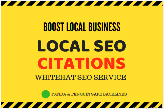 do google local seo citation,  backlinks for local business