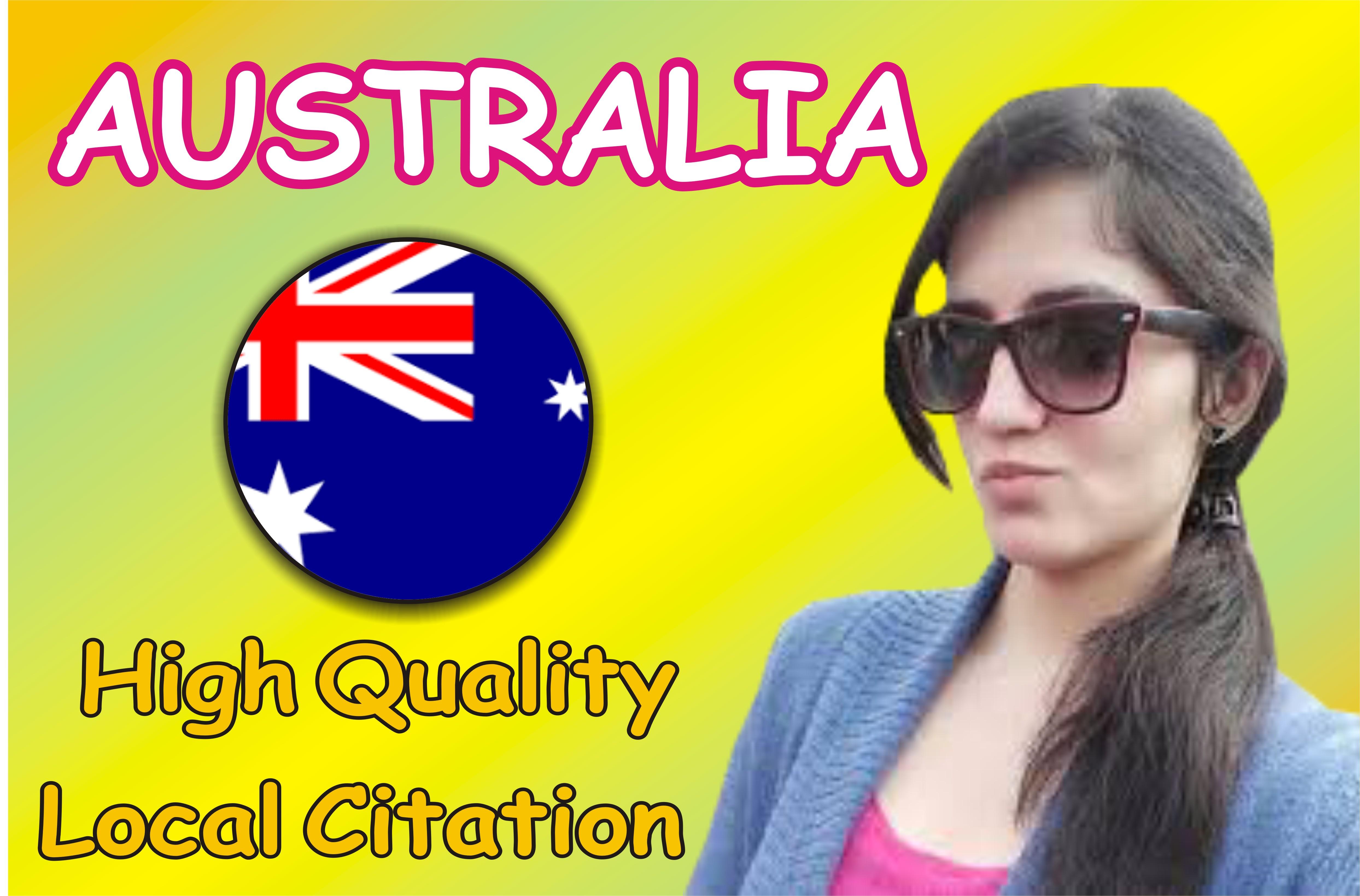 Best Live 50 Australian Local Citations
