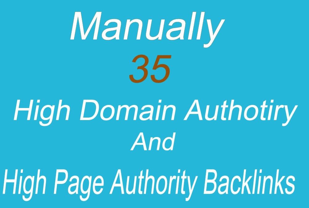 provide high domain authority backlinks