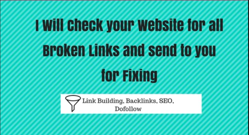 Check Website For Broken Links In 5 Minutes