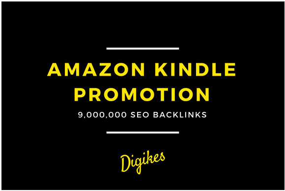 Provide 900,000 SEO backlinks for amazon kindle promotion
