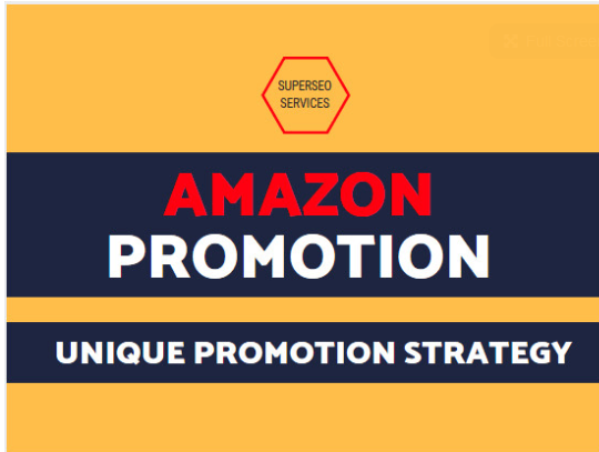 o amazon promotion to improve amazon traffic and online store sales