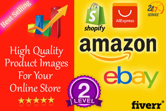 create product images for amazon,  ebay etc