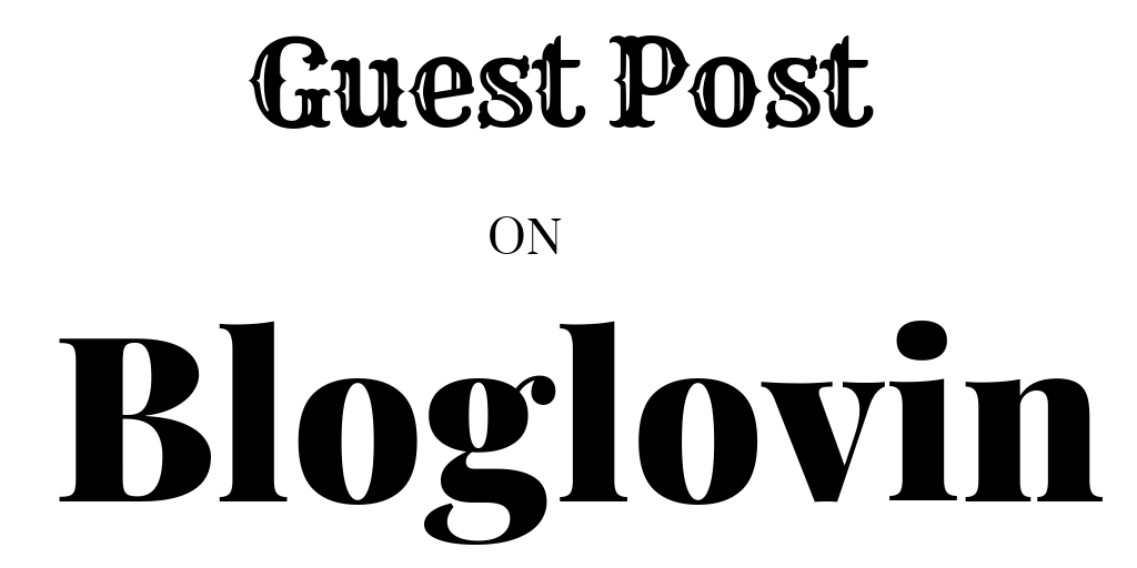 write and publish guest post on Bloglovin