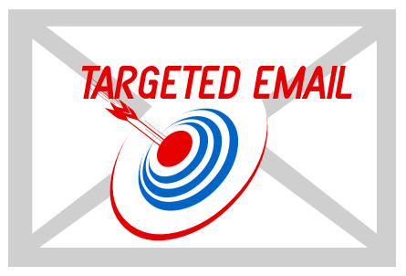 8,000 Geo and Keyword Targeted Emails